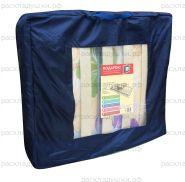 "Раскладушка с сумкой для переноски ""Стелла"" (на ламели)"
